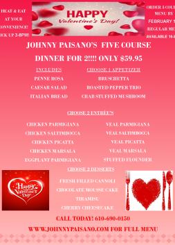 Valentine's Day 18′
